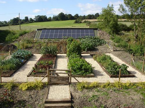 Featherbrook Garden, Near Devizes, Wiltshire