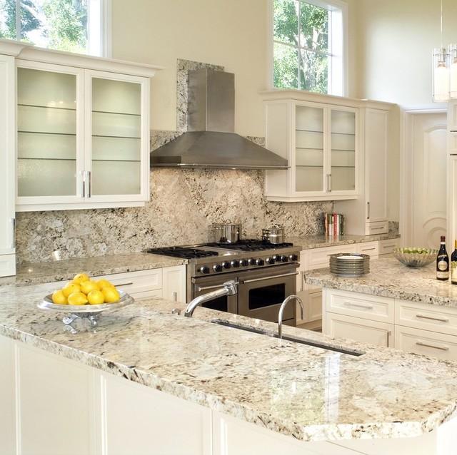 Latinum Granite  Traditional  Kitchen  Miami  By