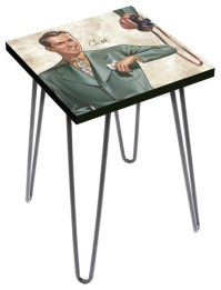 """Cute 15"""" Side Table - Contemporary - Side Tables And End ..."""