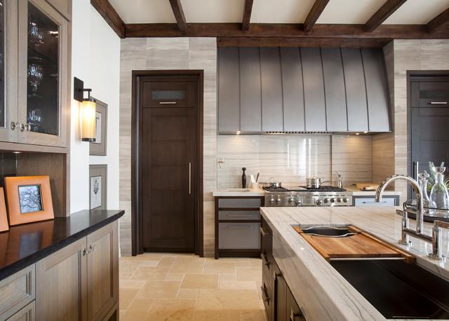 Elegance  Traditional  Kitchen  denver  by Exquisite Kitchen Design