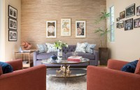 Hollywood Hills Residence - Transitional - Living Room ...