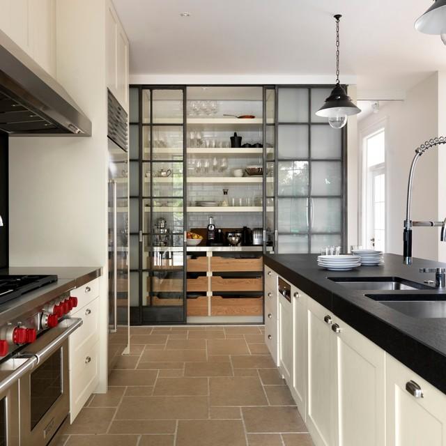 Bellevue Hill House 02 transitional-kitchen