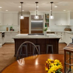Fluorescent Light Fixtures Living Room Colour Ideas 2016 Uk 212th Dr - Traditional Kitchen Seattle By Interiors