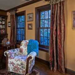 Formal Living Room End Tables Rugs In Rooms Old English Library - Traditional Home Office Portland ...
