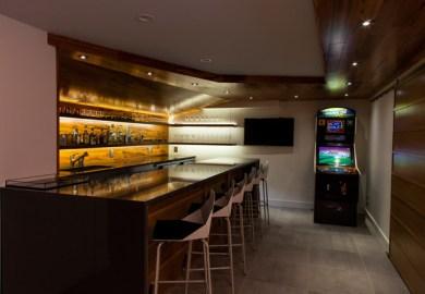 Modern Home Bars