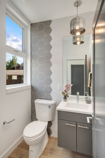 Key Measurements To Help You Design A Powder Room ( Photos)