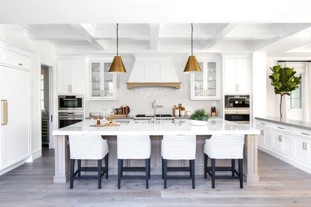 Coastal Modern - Modern - Kitchen - Orange County - by ...