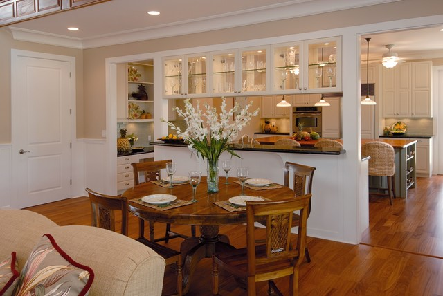 Open Kitchen Dining Room Ideas ScabbyDonkey Com