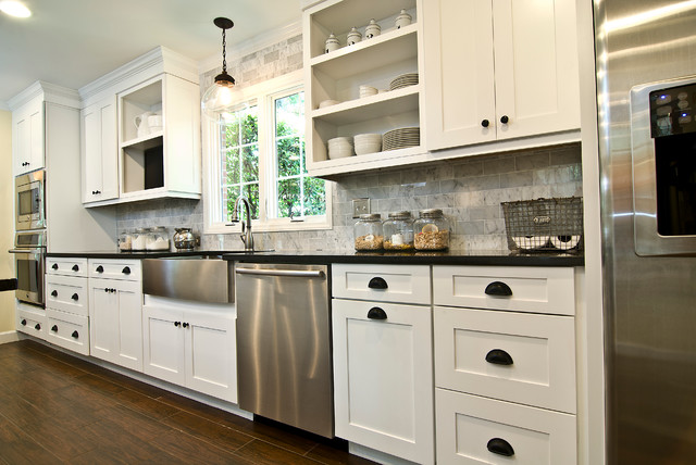 Summerfield Alpine  Eclectic  Kitchen  Other  by Marsh