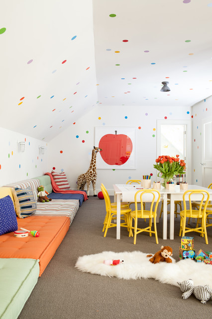 Westport Modern Farmhouse transitional-kids