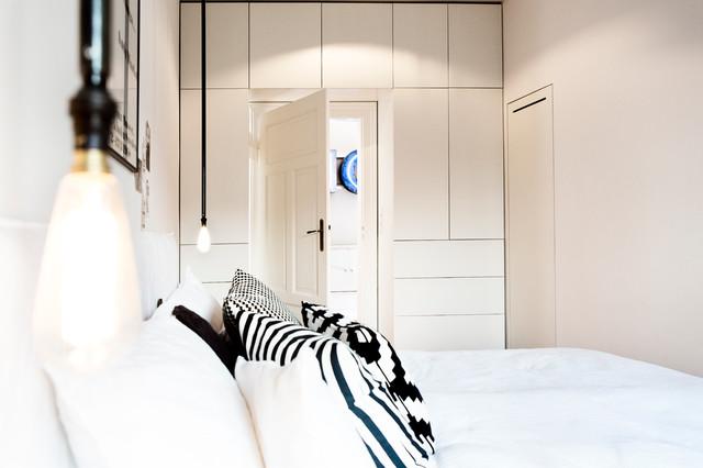 Altbausanierung München modern-schlafzimmer