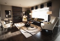 Show Homes - Eclectic - Living Room - Other - by Fresco ...
