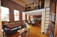 Simple Loft Kitchen Design-Project 494