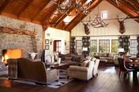 McCoy Colorado - Rustic - Living Room - Denver - by Ashley ...