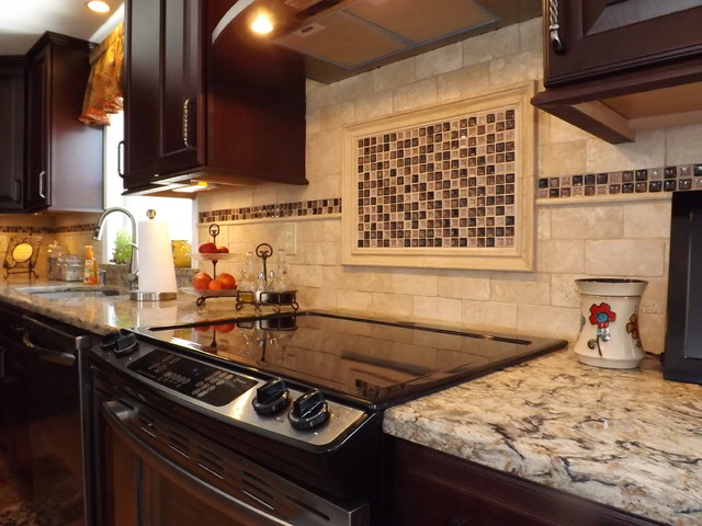 kitchen island with drop leaf white cast iron sink border backsplash design