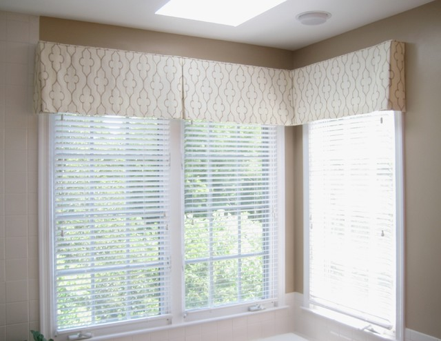 valances - transitional - bedroom - philadelphia - by drapery design