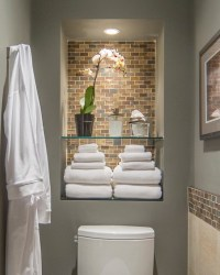 Small Scale Bathroom - Contemporary - Bathroom - cleveland ...