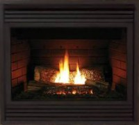 Majestic CDVT47NSC7 CDV Series Direct Vent Gas Fireplace ...