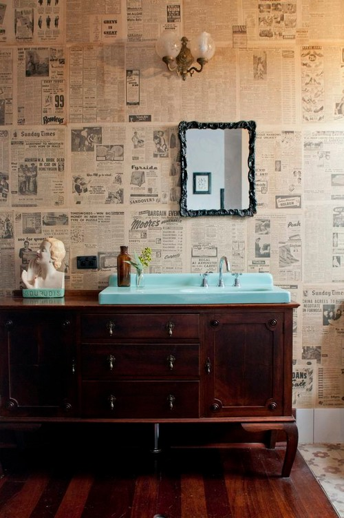 10 Pieces Of Furniture To Turn Into A Bathroom Vanity