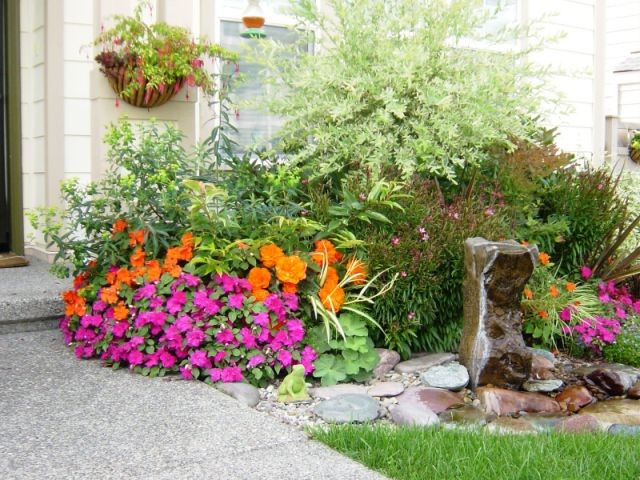 Garden Design Garden Design With Rock Garden Ideas On Pinterest