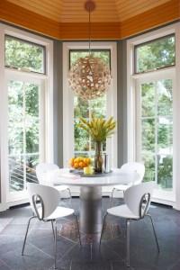 Breakfast Room - Contemporary - Dining Room - Boston - by ...