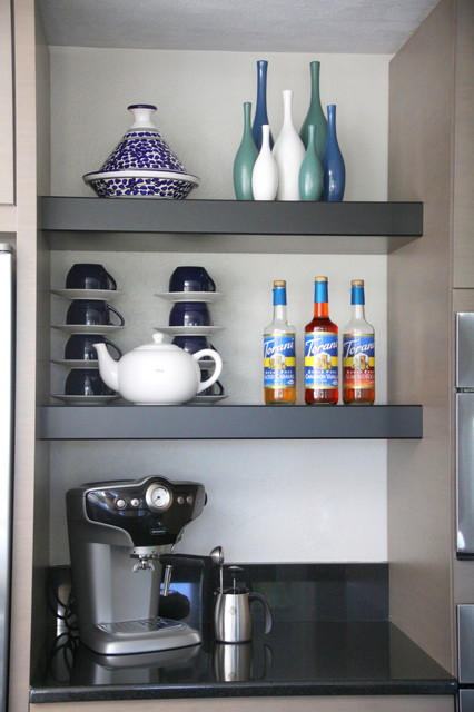bamboo outdoor chairs alec wing chair kitchen open shelves and coffee bar - modern denver by beautiful habitat: design ...