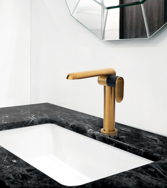 new looks for kitchen and bath faucets