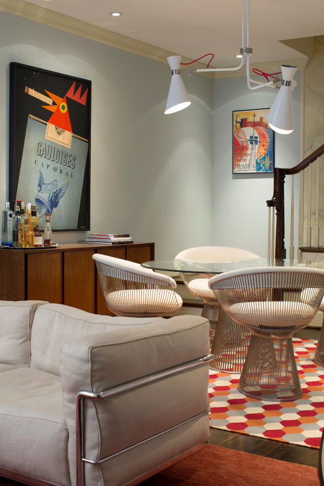 We may earn commission on some of the items you choose to buy. Modern Colonial - Modern - Living Room - Miami - by ...