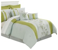 Maria Room-In-A Bag Bedroom Set - Traditional - Comforters ...