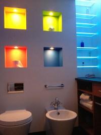 Lighted Tub/Shower Niche