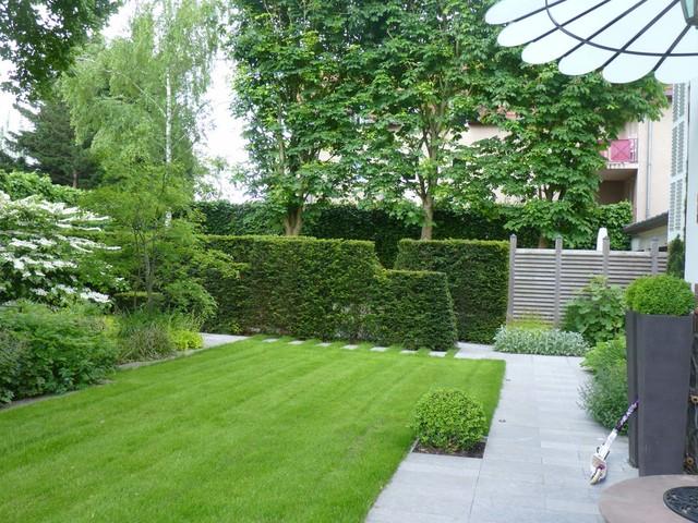 Jardin de ville  Contemporain  Jardin  Paris  par Christophe Courtois