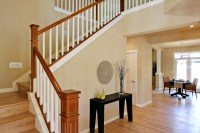 Wedgewood Staircase and Dining Room - Traditional ...