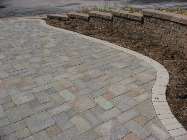 romanstone ledge rock pavers