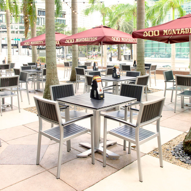 Outdoor Furniture for Commercial ContractHospitality