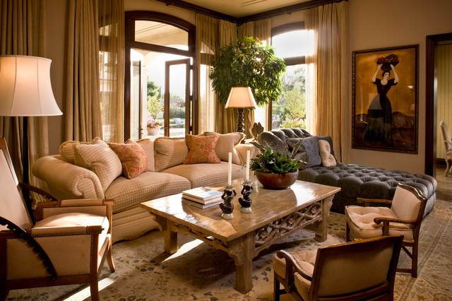 Classic Traditional Residence  Traditional  Family Room