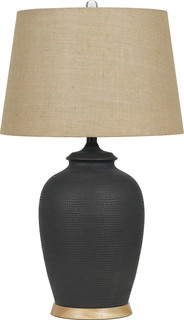 Sacaton Table Lamp - Tan