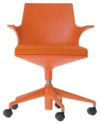 Spoon Chair by Kartell - Modern - Office Chairs - by Lumens