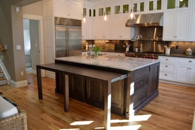 Warren Avenue  Transitional  Kitchen  Denver  by BKC Kitchen and Bath