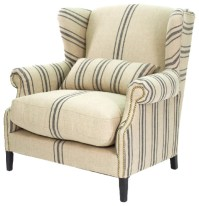 Napoleon Armchair - Traditional - Armchairs And Accent ...