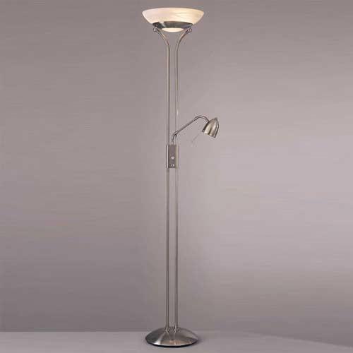 Reading Room Torchiere Floor Lamp