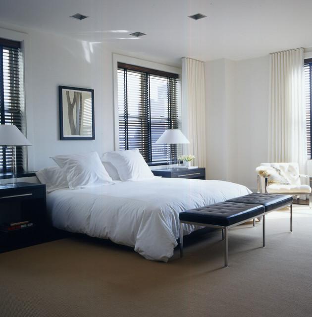 Michael Kors Penthouse Apartment  Contemporary  Bedroom