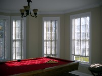 Faux Wood Blinds with Decorative Tapes - McFeely Window ...