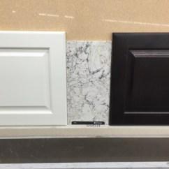 Wellborn Kitchen Cabinets Modern Pulls For Lg Aria Quartz???