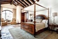 Lake Conroe Spanish - Mediterranean - Bedroom - austin ...