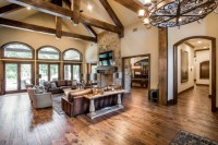 Traditional Home with Refined Rustic Touches - Traditional ...