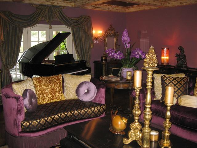 Bedroom Adorable Choosing Color Purple Living Room Ideas Designs Interior Sumptuous Plum Decor