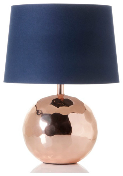 Nate Berkus™ Handcrafted Orbit Table Lamp, Rose