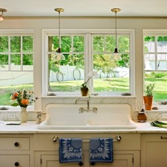 Kitchen Windows Kitchens Remodeling Houzz Tv 60 Sinks With Mesmerizing Views
