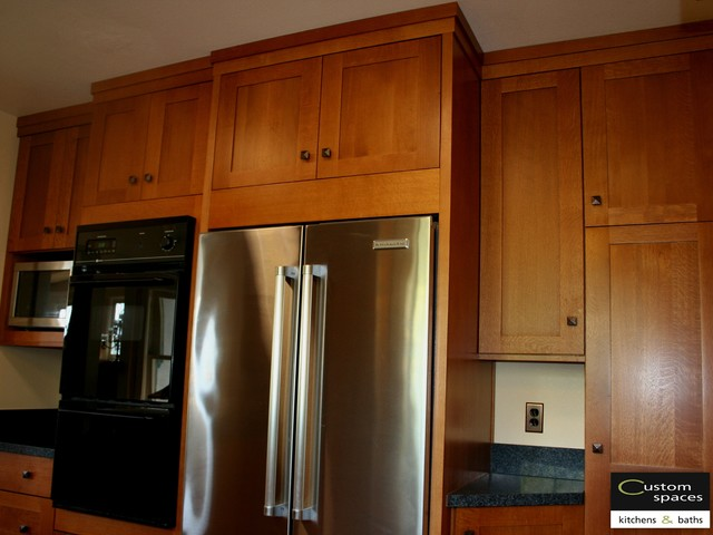decorative glass jars for kitchen cabinet sizes rift cut white oak craftsman