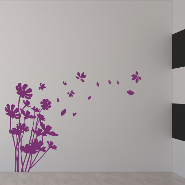 1pc High Quality 140 77cm Balck Malaysia Twin Tower Living Room Vinyl Wall Decals Bedroom Stickers Home Decor